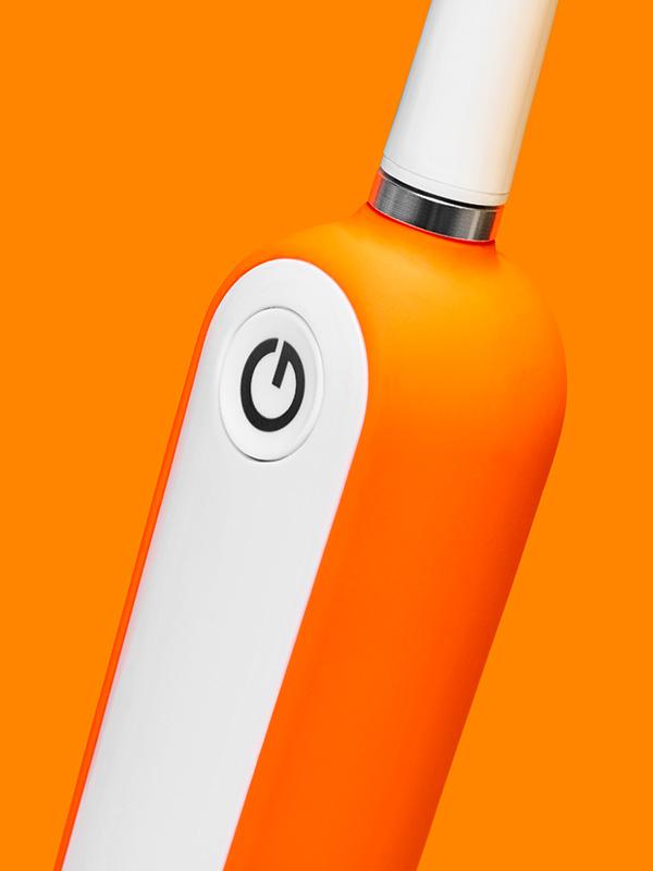 Orange hover